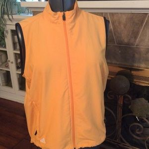 Adidas ClimaProof Gold Vest